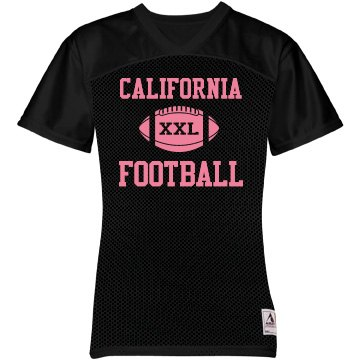 Cali Football w/ Back