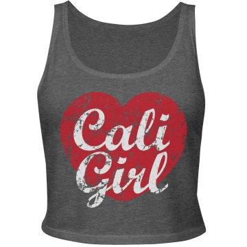 Cali Girl Heart