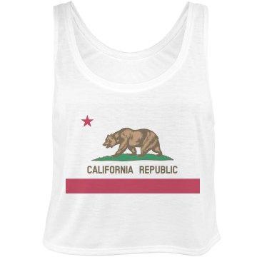 California Republic Tank