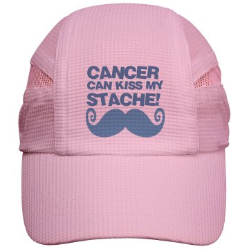 Cancer Can Kiss My Stache