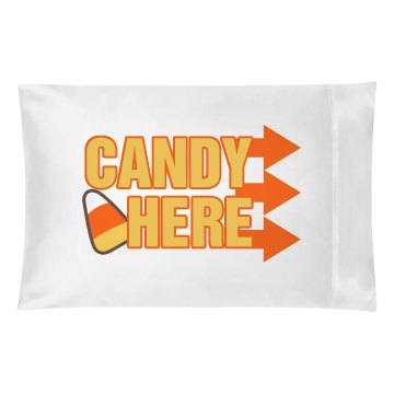 Candy Pillow Case