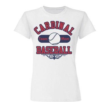 Cardinal Baseball Mom