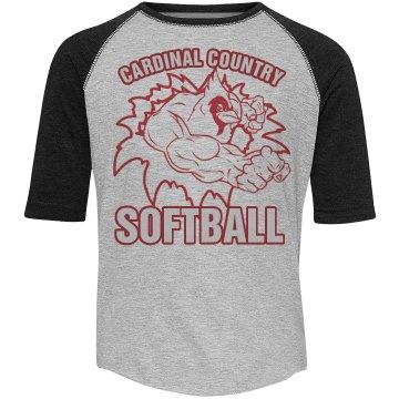 Cardinal Country Softball