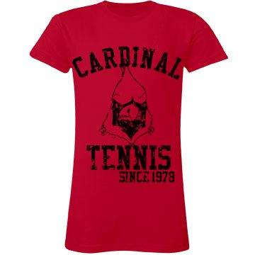 Cardinal Tennis Vintage T