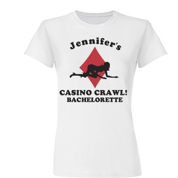 Casino Crawl Bachelorette