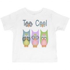Too Cool Owl Trio