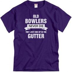 Old Bowlers never die