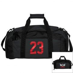 Jason. Football bag