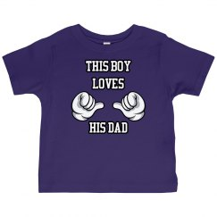 This Baby Loves Dad