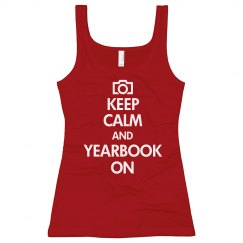 Keep Calm Yearbook On