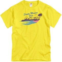 Santa Monica Pier Shirt