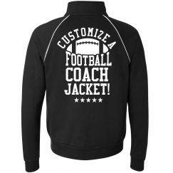 Coach's Custom Jacket