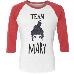 Team Mary Halloween Tee