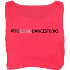The EDGE Neon Crop Tank
