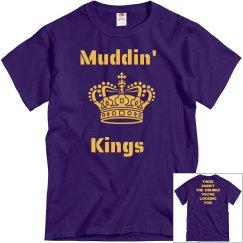 Mens Muddin Kings Tee
