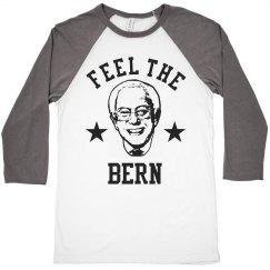 Feel The Bern with Bernie's Face