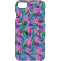 Unicorn Fur iPhone 7 Case