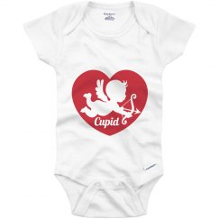 Cupid Valentines Day Onesie