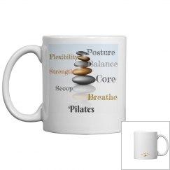 Pilates Stones