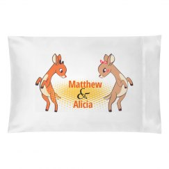 Pillow for NewlyWeds