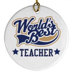 World's Best Teacher