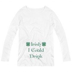 Irish I Could Drink