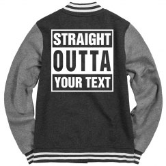 Custom Straight Outta