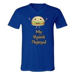 Cheeseburger Spirit Anima