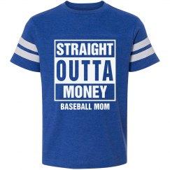Straight outta money mom