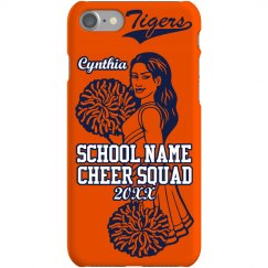 School Colors Cheer Case