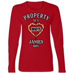 Property of a James Boy