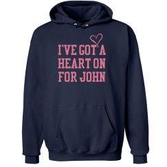 I've Got A Heart On...