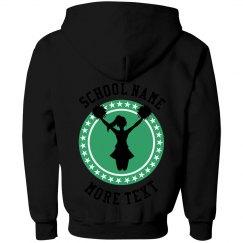 Youth Cheerleading Design Hoodie