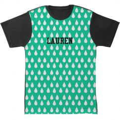 Pretty Tshirt for Her All Over Print