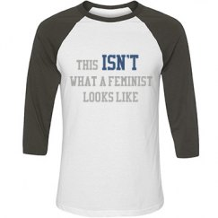 not a feminist