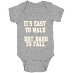 Gray-Easy walk, hard fall
