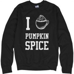 Loving Pumpkin Spice
