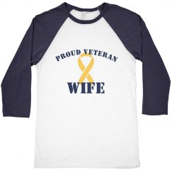 Proud Veteran Wife