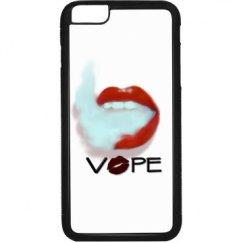 Vape Lips Smoke IPhone6plus Case