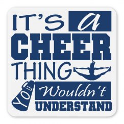 Cheer Locker Magnet Gift