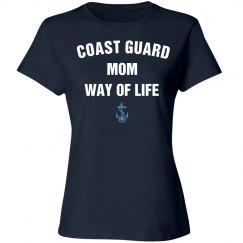 Coast guard mom way of life