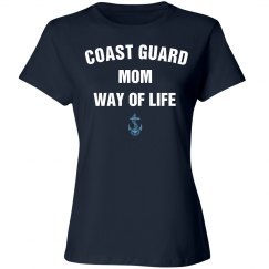 Coast guard mom way of life