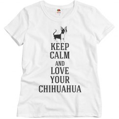Love your Chihuahua