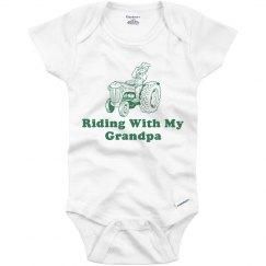 Riding With My Grandpa