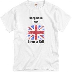 Love a Brit
