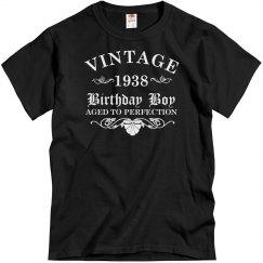 VINTAGE 1938