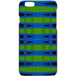 Bold Blue Green Modern Design