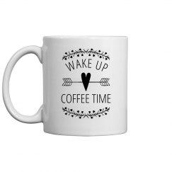 Love Coffee Time