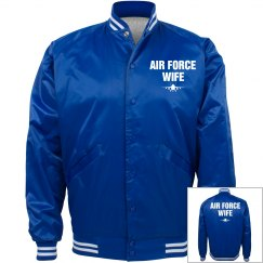 Air Force Wife Bomber Jacket