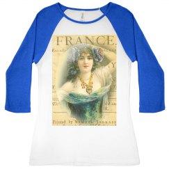 Vintage Lady France